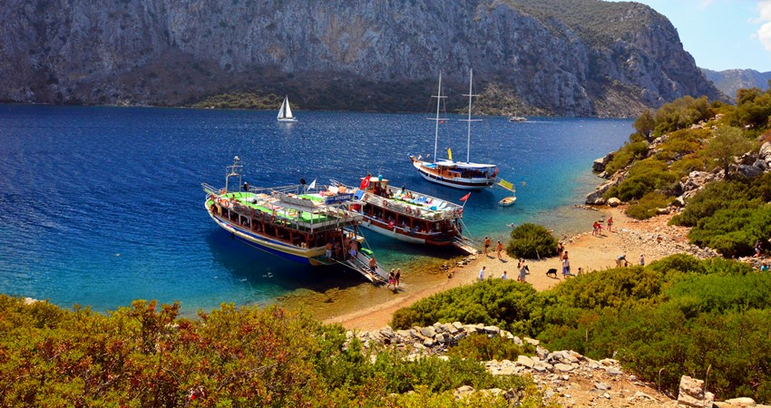 Aegean Islands Boat Trip