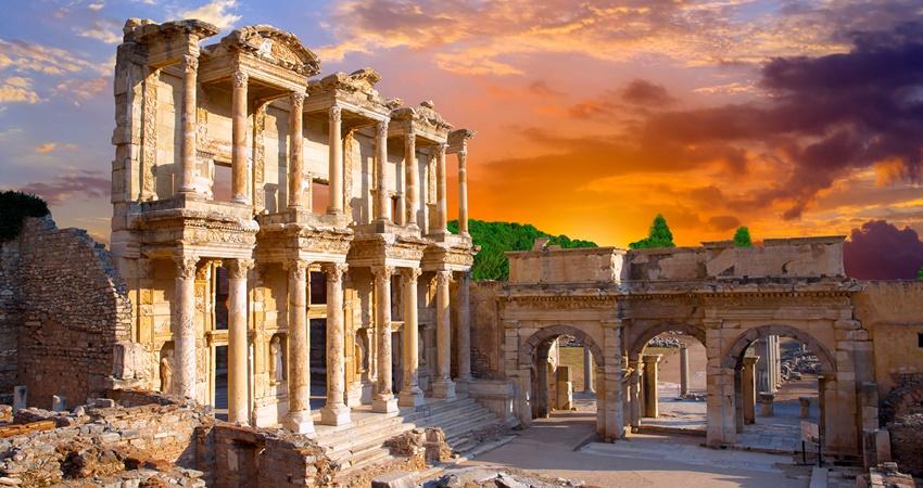 Ephesus & Pamukkale Tour
