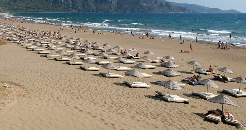 Dalyan Turtle Beach Tour