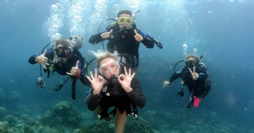 Marmaris Diving Tour