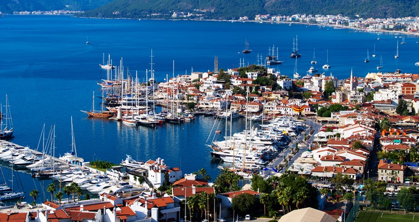 Marmaris Travel Guide
