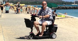 Marmaris Mobility Scooter