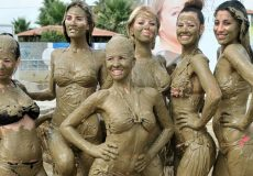 Mud Baths in Dalyan