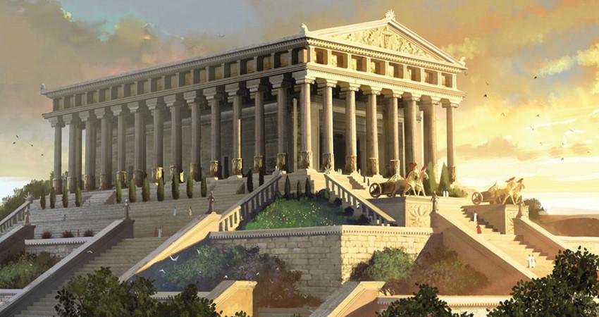 The Temple of Artemis | Marmaris Travel
