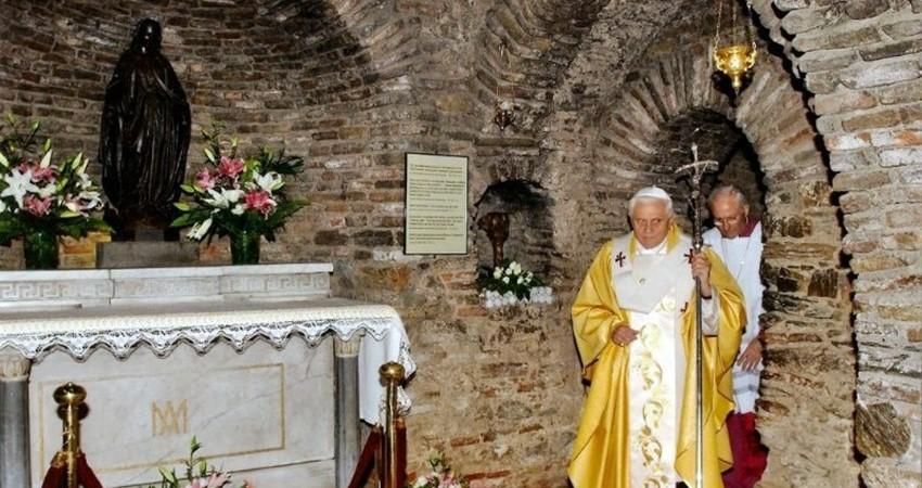 The House of Virgin Mary