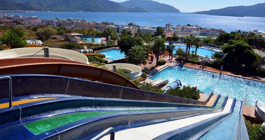 Aqua Dream Water Park Marmaris