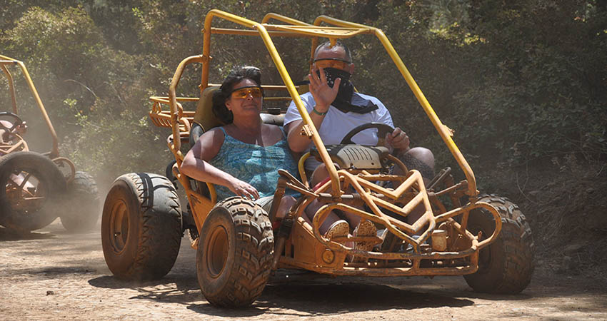 Marmaris Buggy Safari