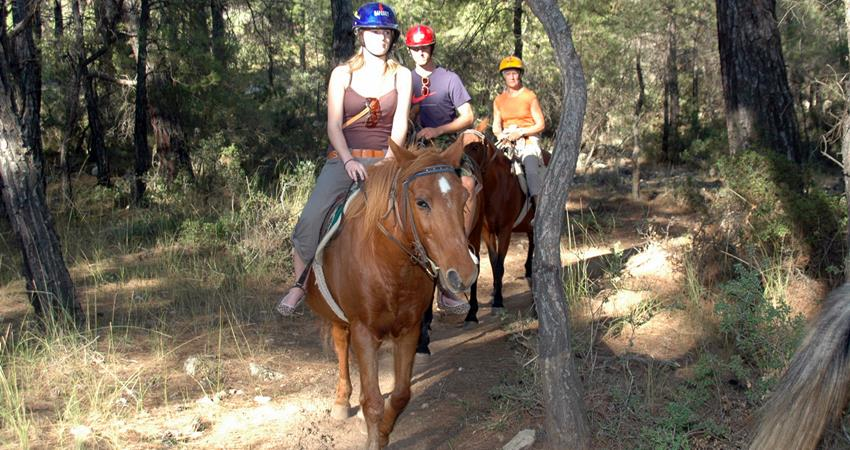 Marmaris Horse Safari