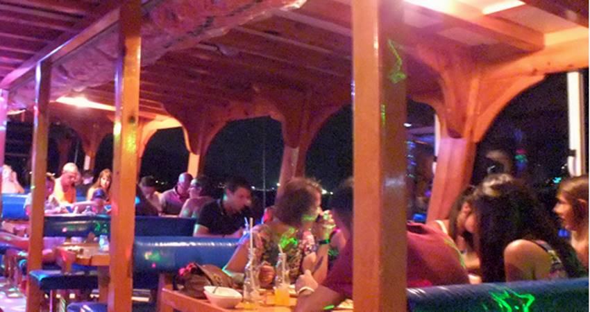 Marmaris Moonlight Cruise