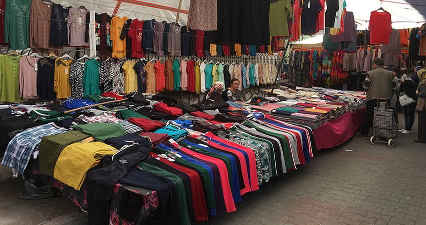Marmaris Mugla Market