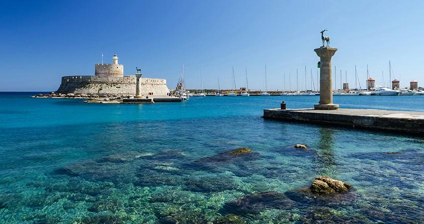 Marmaris Rhodes Day Trip
