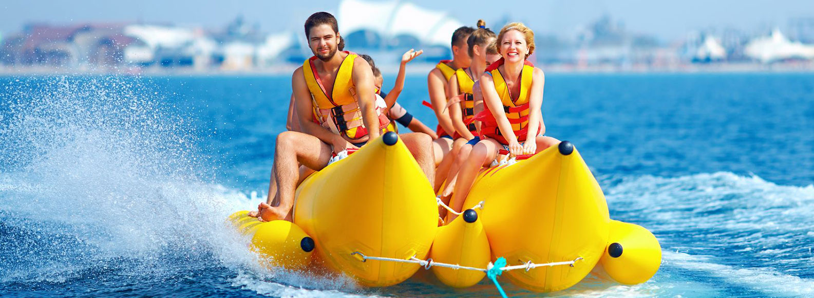 Marmaris Water Sports Free Hotel Transfer Best Price