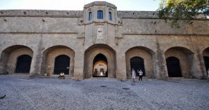 Rhodes Island (Sites to Visit on a Day Trip)