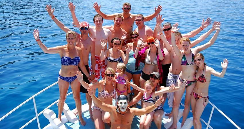 Marmaris Private Boat Trip