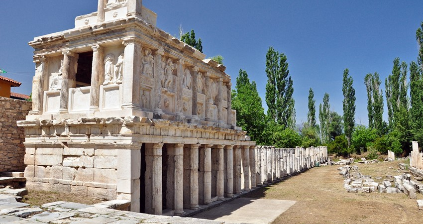 Private Marmaris Aphrodisias Tour