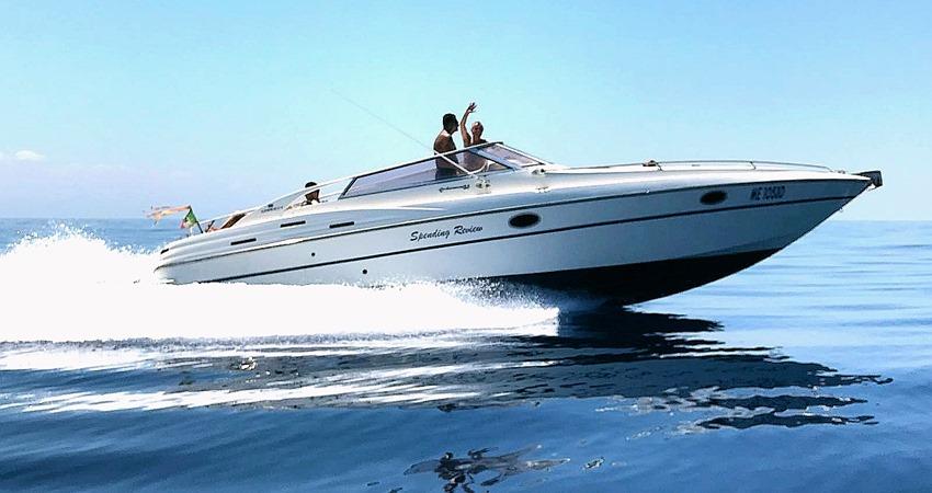 Marmaris Speed Boat Hire