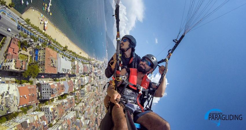 Marmaris Paragliding
