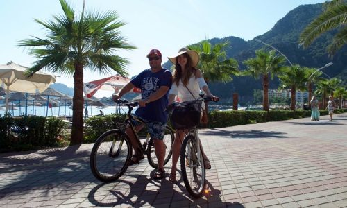 Rent Bicycle Marmaris