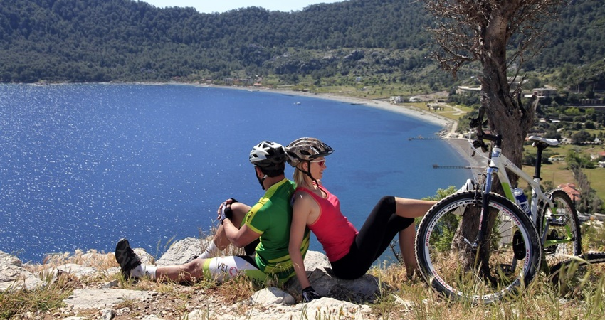 Rent Bicycle Marmaris