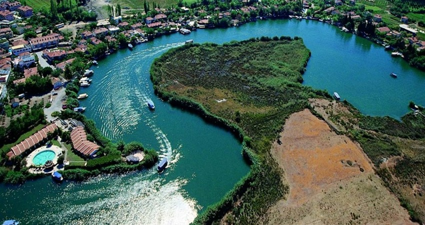 Koycegiz Lake & Dalyan Turtle Beach