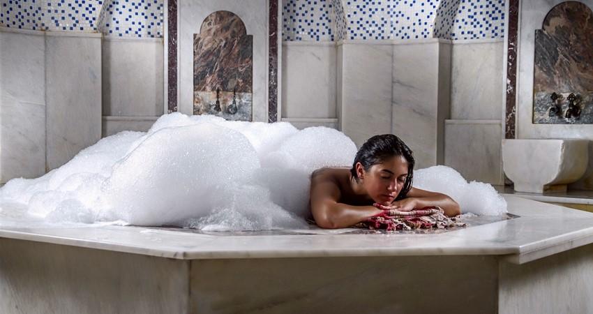 Marmaris Ottoman Turkish Bath