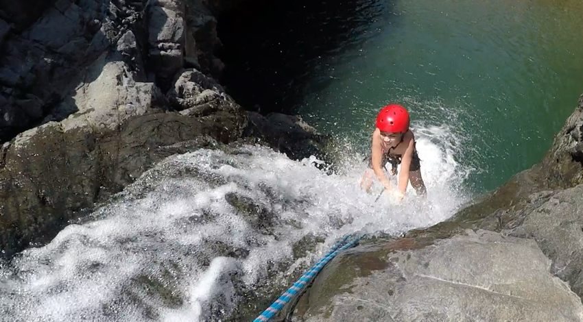 Mamaris Canyoning Tour