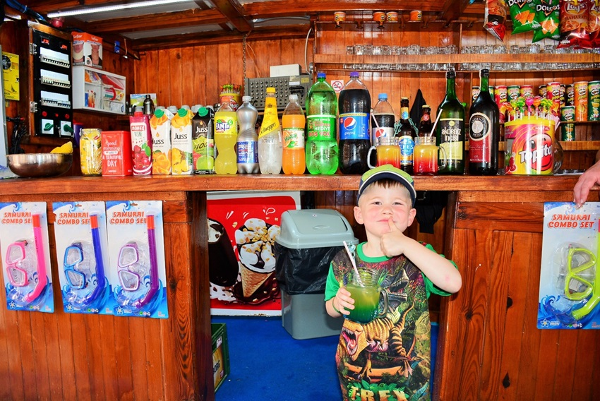 Marmaris Booze Cruise