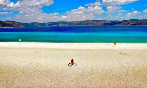 Marmaris White Tour – Salda Lake and Pamukkale Tour From Marmaris