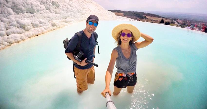 Marmaris White Tour – Salda Lake and Pamukkale Tour From Marmaris