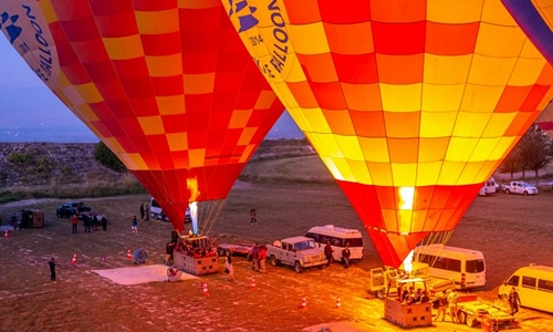 Marmaris Hot Air Balloon Tour