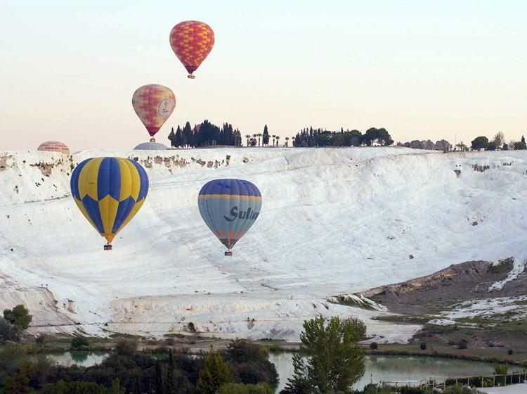Marmaris Hot Air Balloon Tour